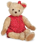 peluche-teddy Ours de collection Kathi 50 cm