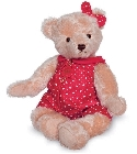 peluche-teddy Ours de collection Hanni 40 cm