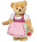 peluche-teddy Ours teddy de collection Oktoberfest Zensi
