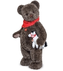 peluche-teddy Ours de collection Ralf 103 cm