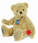 peluche-teddy Ours teddy de collection Vierge 28 cm