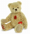 peluche-teddy Ours teddy de collection Scorpion 28 cm