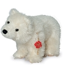 peluche-teddy Ours de collection polaire 23 cm