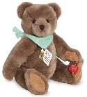 peluche-teddy Ours de collection Carlo 30 cm