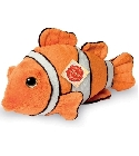 peluche-teddy Peluche poisson clown Hermann 25 cm