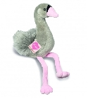 peluche-teddy Doudou Hermann cygne Shadow 40 cm